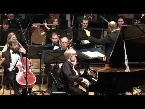 Alexandеr Malofeev -- I  Vladimir Krainev Moscow piano competition. Final.