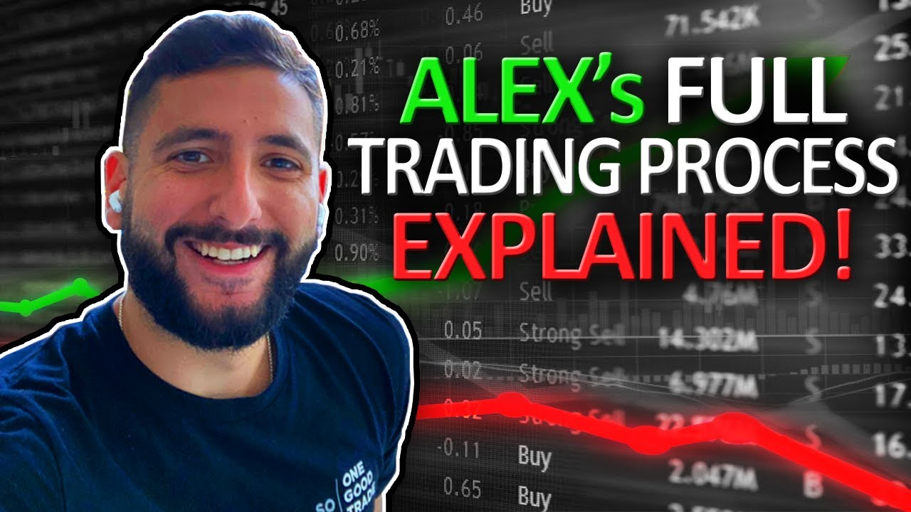 Download Alex's FULL PROCESS Explained | The Best Approach To Trading In The Stock Market w/ Tosh & Alex