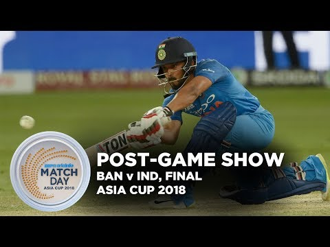Dasgupta: India dodged a bullet | Asia Cup '18