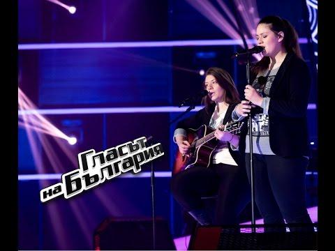 Маргарита и Емилия - Hero - Гласът на България 4 – Кастинги (25.03.2017)
