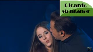 Ricardo Montaner La Gloria de Dios ft. Evaluna Montaner En Vivo México 2013