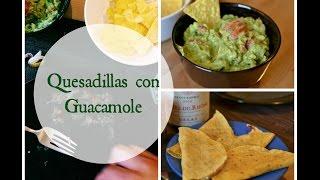 Quesadillas Con Guacamole | Health Inspirations
