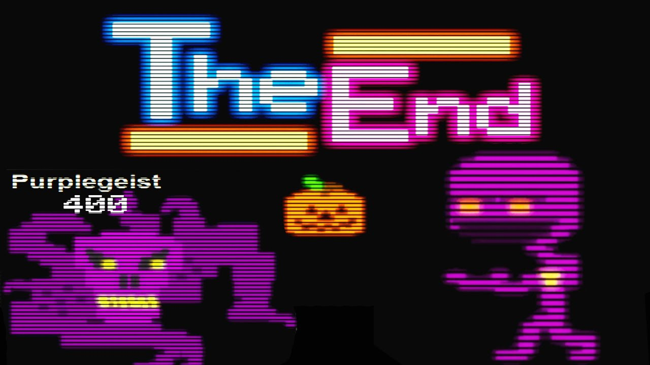 FNAF WORLD Halloween Edition ENDING | PURPLE MAN?! | Part 2 - YouTube