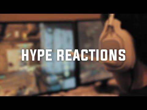 HYPE REACTIONS - NJROD (January 6th 2018)