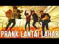 PRANK LANTAI LAHAR DI MALL   THE FLOOR IS LAVA CHALLENGE