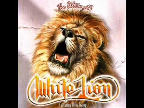 White Lion - All join are hands
