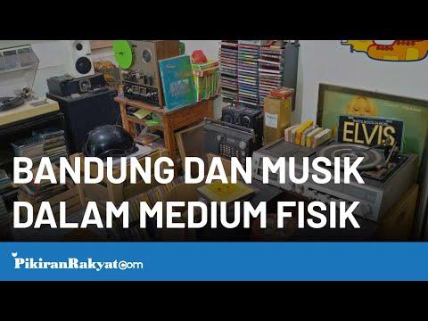 Eksistensi Penjual Kaset, CD, dan Piringan Hitam di Bandung Pada Era Musik Streaming Saat Ini