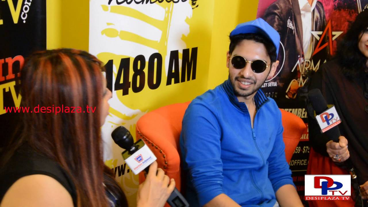 Interview with Armaan Malik by Desiplaza TV