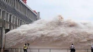 Lũ lụt khủng khiếp ở Trung Quốc