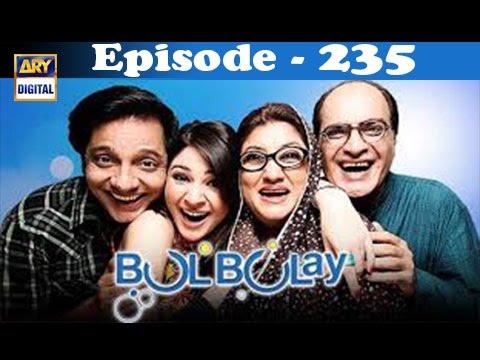 Bulbulay Ep 235 - ARY Digital Drama