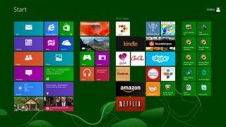 Ubuntu 13.04 on Windows 8 | From Live USB Flash Drive | How to | Raring Ringtail |