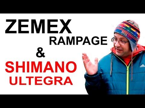 Zemex Rampage и Shimano Ultegra - сладкая парочка. Честный обзор. Розыгрыш удилища Kaida.