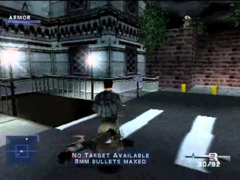 syphon filter playstation
