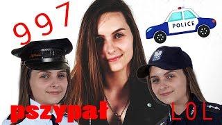 ZŁAPAŁA NAS POLICJA
