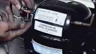 Substituiçao de compressores Tecumseh