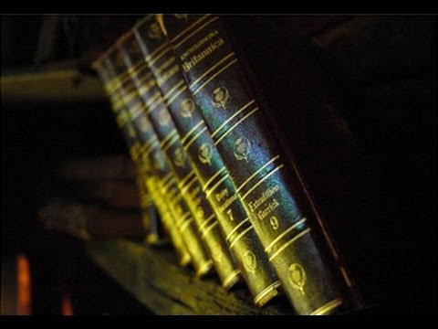 Final Volume For Encyclopedia Britannica