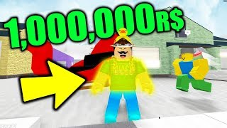 SPENDING ALL MY ROBUX on SNOW SHOVELING SIMULATOR! ( Roblox )