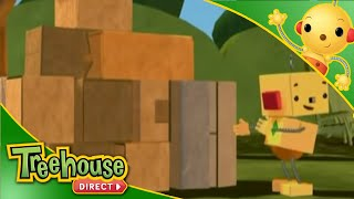 Rolie Polie Olie - Squaresville / Zowie