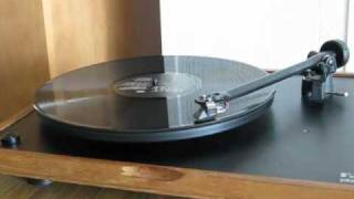 The Rega plays Holly Cole