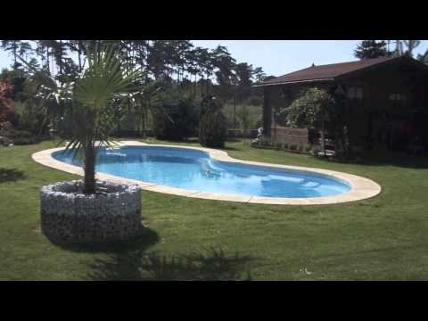 piscine coque prix youtube. Black Bedroom Furniture Sets. Home Design Ideas