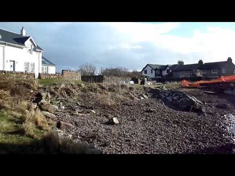 The Ancient 'Kings Road' from Kilwinning to Portencross and Iona