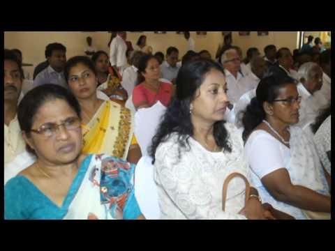 """""""Sasara Jeevithai, Gandhabba Munivarui"""" by Dr. Nimal Hettiaratchy Book Launching Part 1of4"""