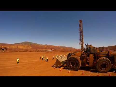 Rio Tinto West Angelas Mine Site