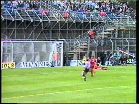 Newcastle United vs Wimbledon - September 5th, 1987