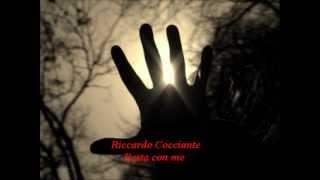 Riccardo Cocciante - Resta con me (con testo)