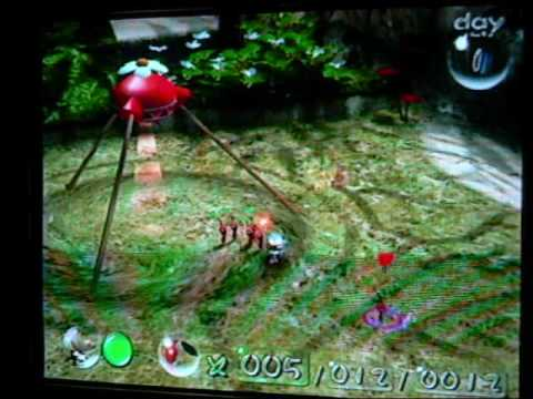 Pikmin Gamecube Gameplay Vol 1 Youtube