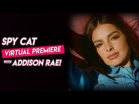 SPY CAT VIRTUAL MOVIE PREMIERE!