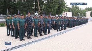 Деятельность Национальной гвардии