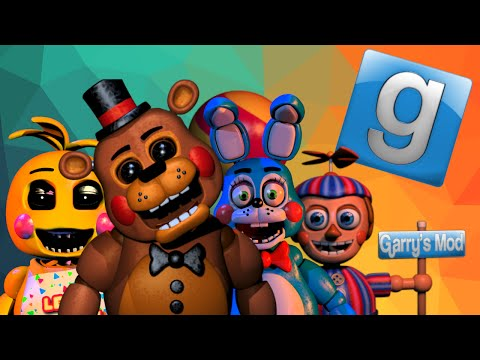 Thumbnail: Garry's Mod Sandbox Fun - Five Nights at Freddy's Edition