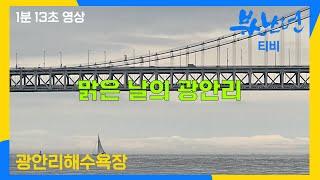 부산스런티비84 : #부산시 #수영구 #광안리 #광…