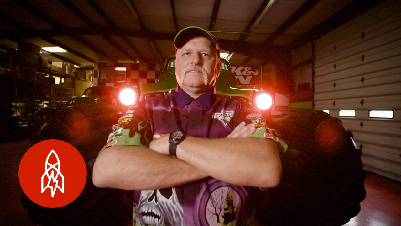 Grave Digger  The Definition Of A Monster Truck