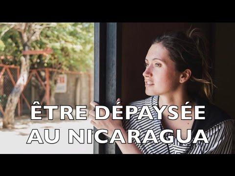 ÊTRE DÉPAYSÉE AU NICARAGUA