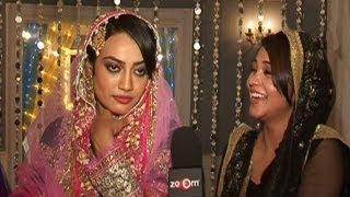 Qubool Hai : Zoya mimics Tanveer - on the sets of Qubool Hai