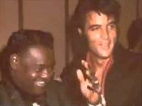 Elvis Presley // Fats Domino - Blueberry Hill // Love Me