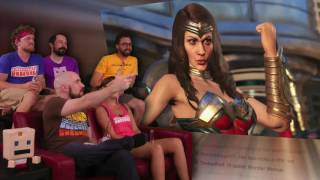 Injustice 2 Wonder Woman and Blue Beetle Trailer! | July 2016 Show and Trailer!
