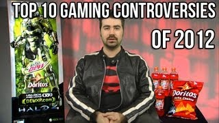 Top 10 Gaming Controversies of 2012!