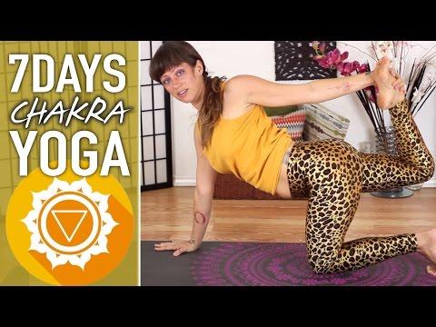 7 Day Chakra Series || Solar Plexus Chakra - Will Power.  Day 3
