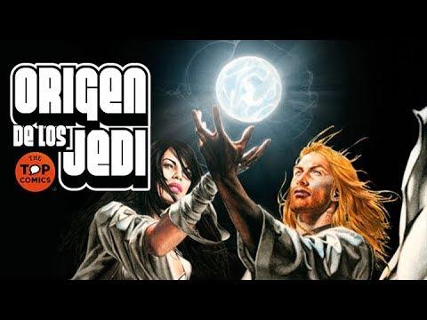 El origen e historia poco conocida de los Jedi