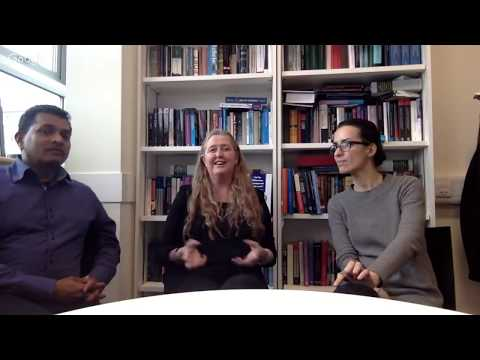 LIVE Chat on Gender, Sex and Sexuality | Professor Sarah Bradshaw and Guests | 16th November