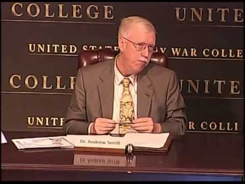 War College Faculty panel discusses Syria