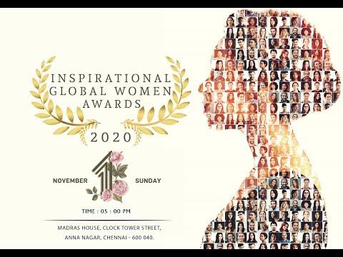 IGWA 2020   Inspirational Global Women Awards   Trending   Promo