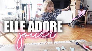 Elle adore jouer en famille - Vlog