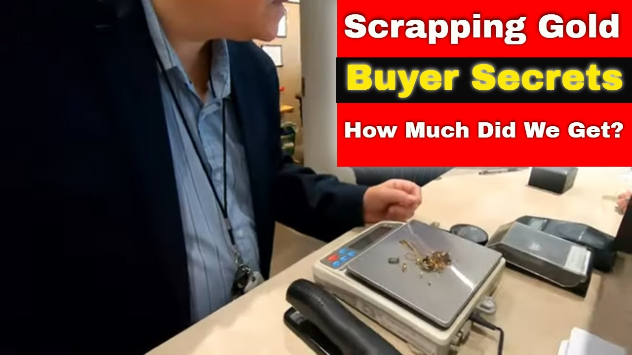 Gold Buyer Secrets