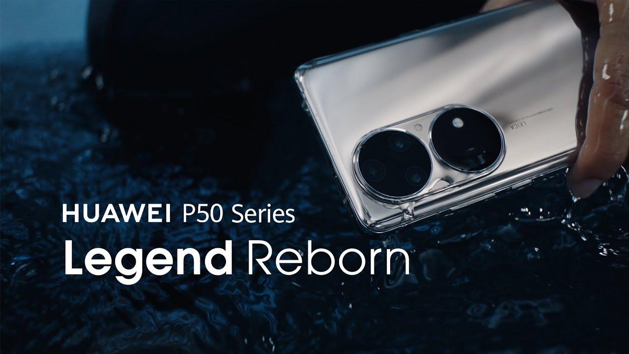 HUAWEI P50 Series - Legend Reborn