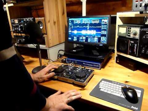 Hercules Dj Controller For Flexradio 3000 Youtube