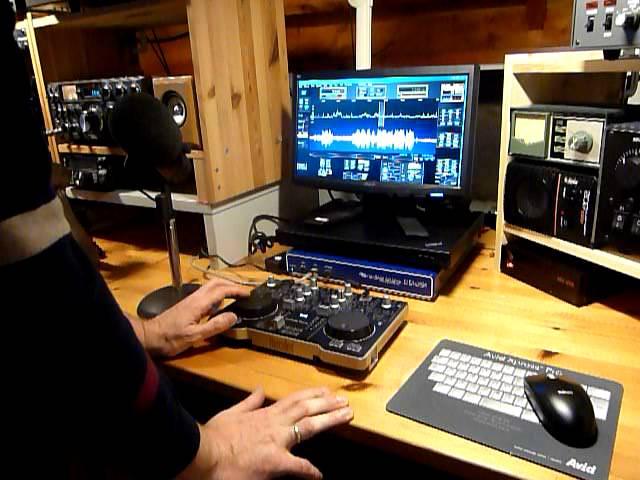 Hercules DJ controller for Flexradio 3000 - clipzui com